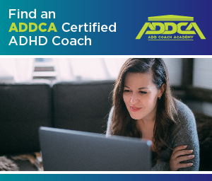 Find a Certified ADHD Coach at ADDCA