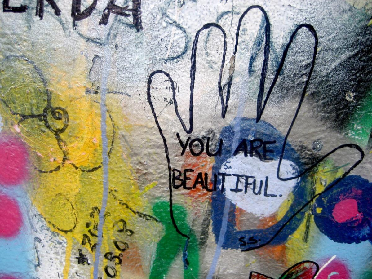 You Are Beautiful artwork