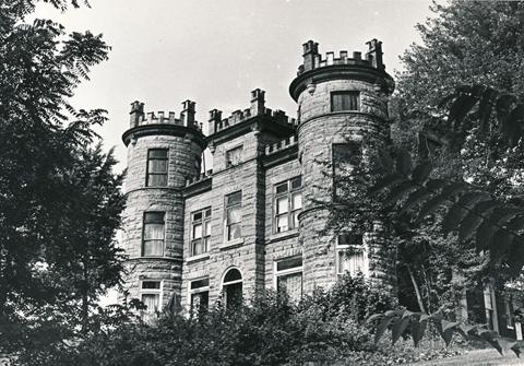 Bonnyconellen castle pic