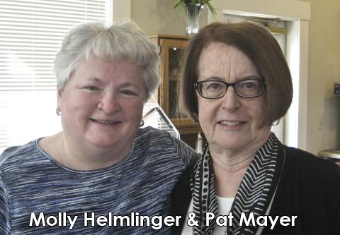 Molly and Pat 2019