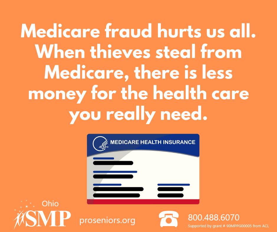Medicare Fraud graphic