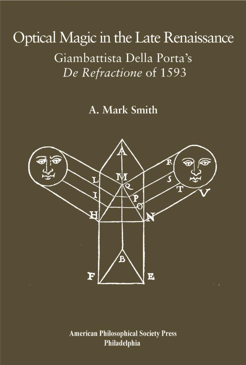 A. Mark Smith book cover
