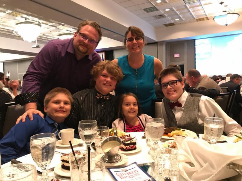 Ntl Football League Alumni-Madison Chapter Banquet 2017