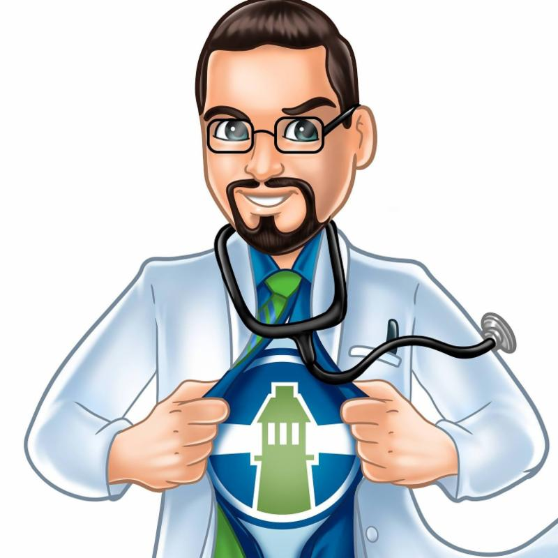 Ed Doctor Hero Ben E Fitz
