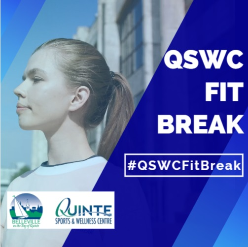 QSWC Fit Break with lady