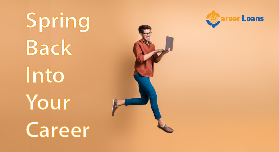 Spring back into your career
