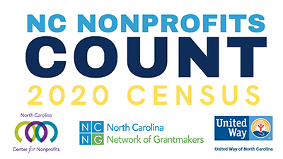 NC Nonprofits Count in the 2020 Census