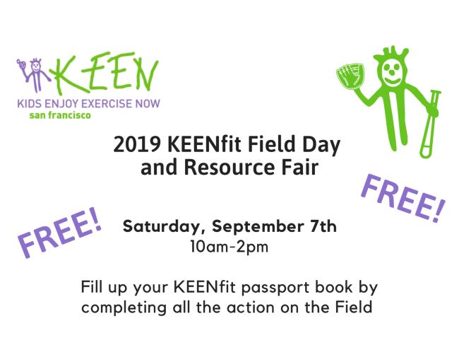 keenfit event banner