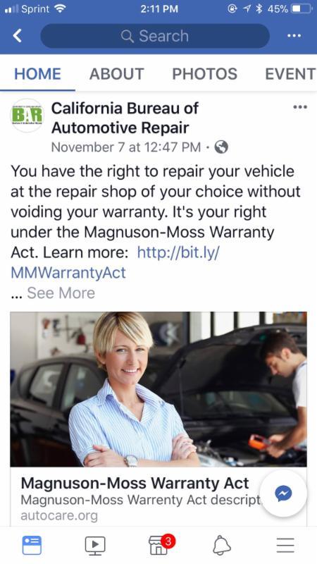 Warranty Rights
