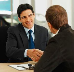 Successful Salesperson