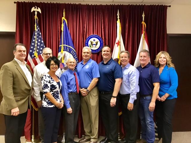 CAWA Legislative Team