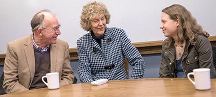 Mary Evelyn Tucker and John Grim