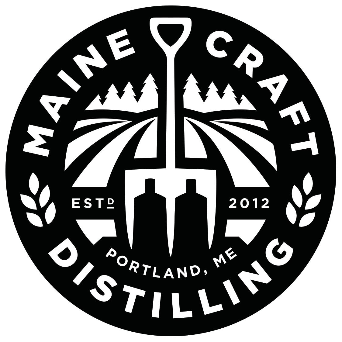 Maine Craft Distilling Logo