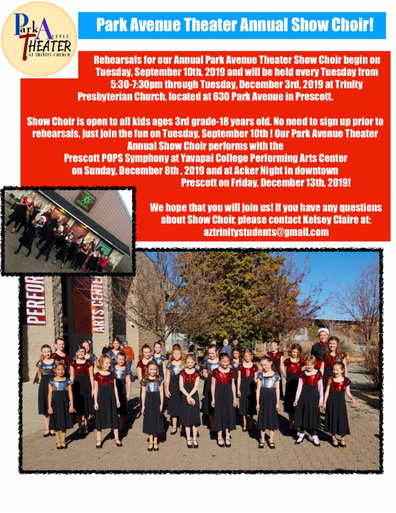 Park Avenue Show Choir