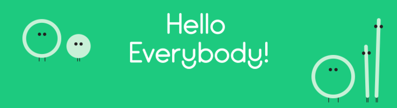 hello everybody logo