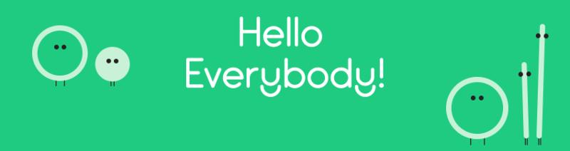 Hello Everybody Image