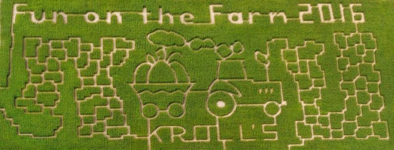 Picture of Kroll's Corn Maze