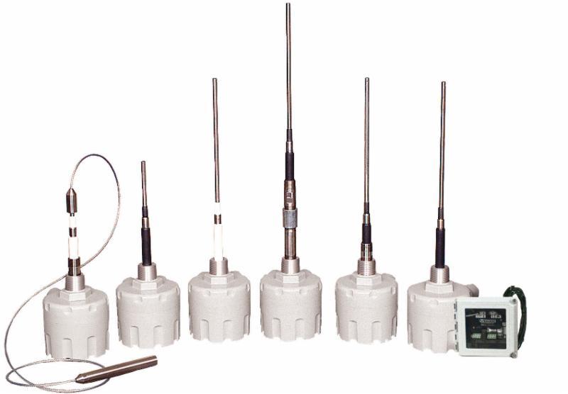 Level Sensors for Powders & Bulk Solids and Some Liquids / Slurries