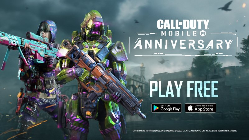 |NEWS| Call of Duty: Mobile Anniversary Season is Now Available