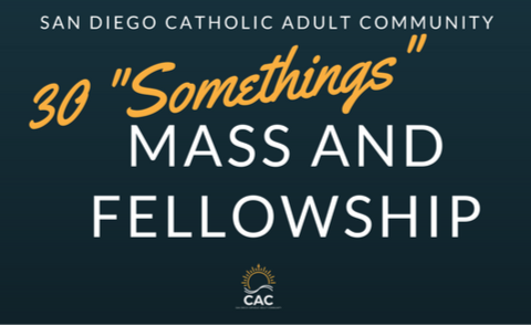 mass and fellowship
