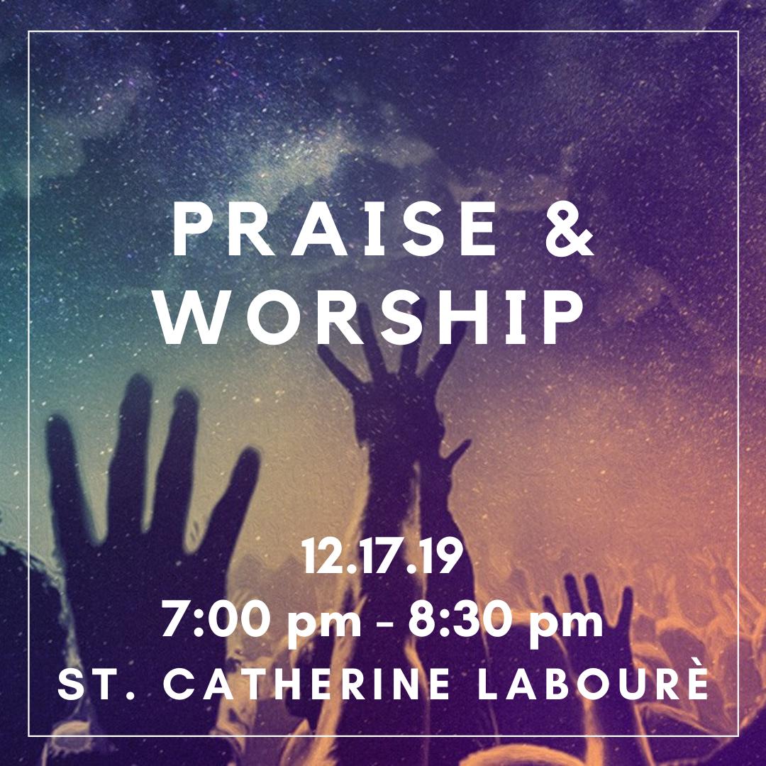 dec praise and worship
