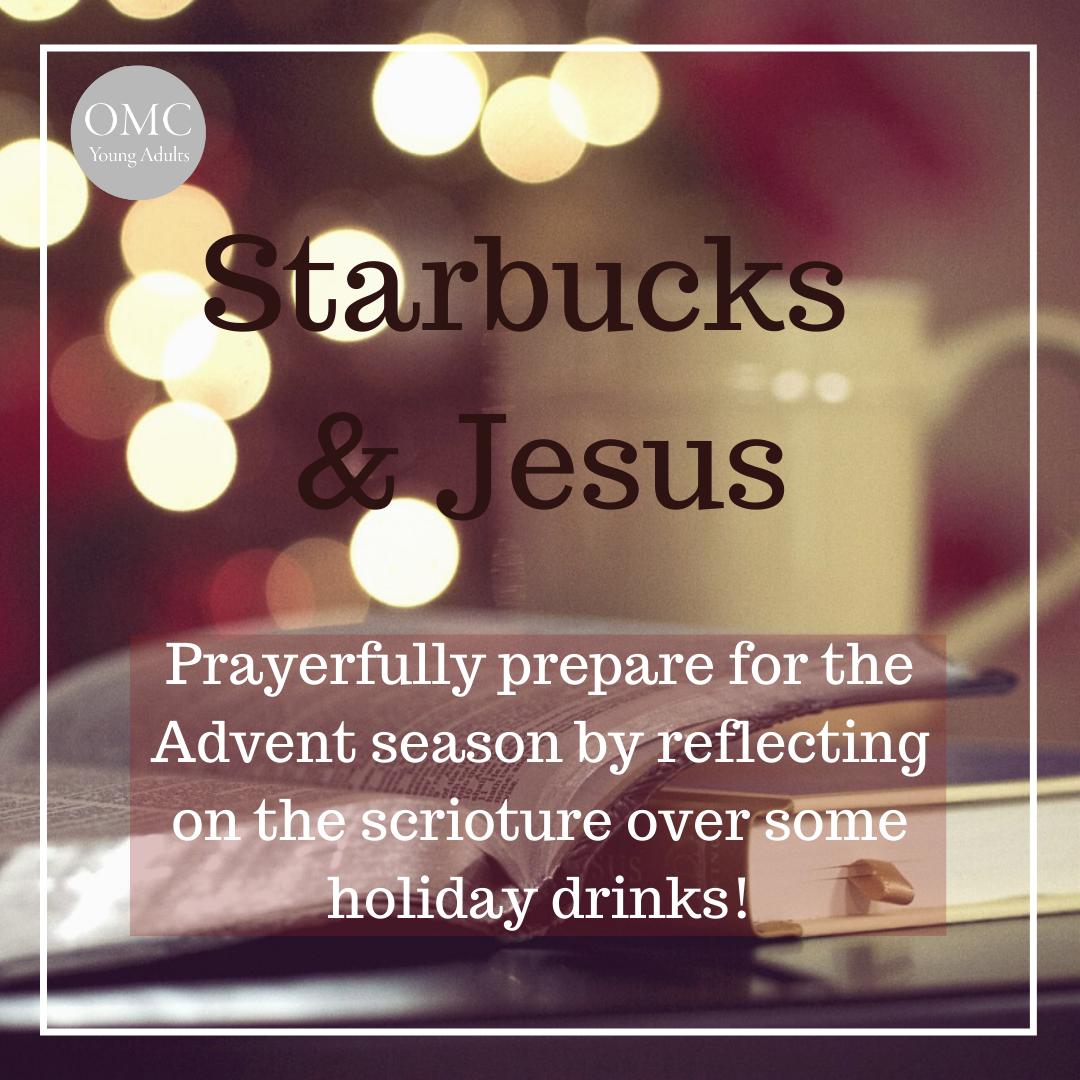 starbucks and jesus
