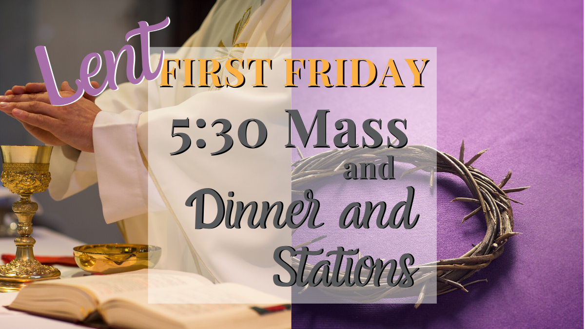 lent first friday