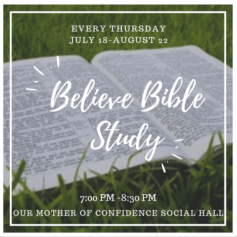 believe bible study