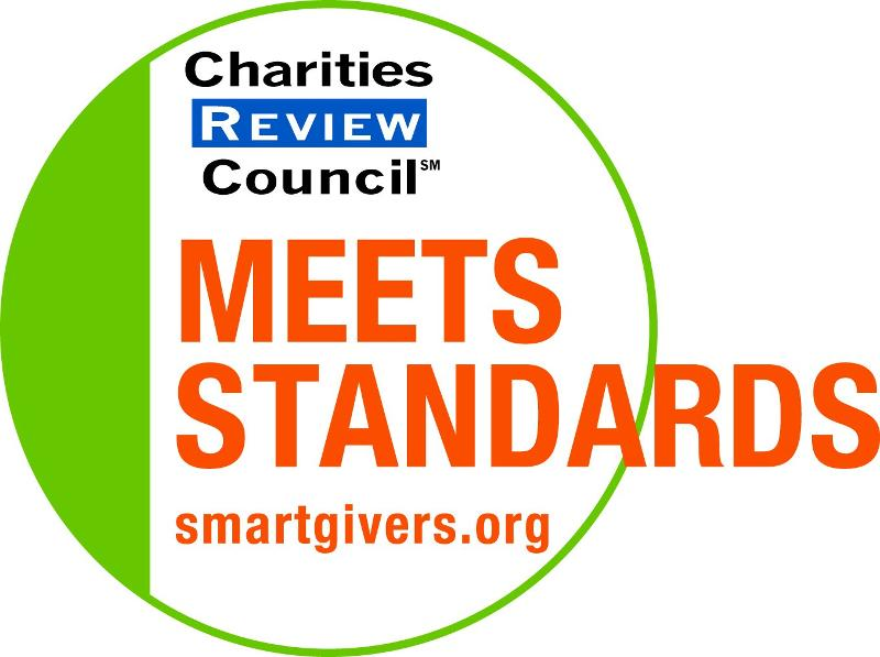 Charities Review Council logo
