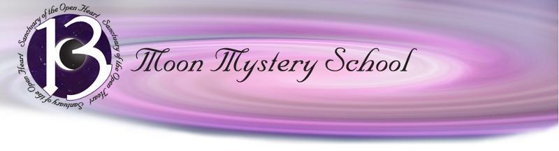 Updated 13 Moon Mystery School banner