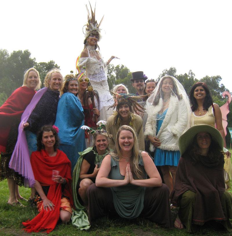 Summer Solstice 2011 Elementals