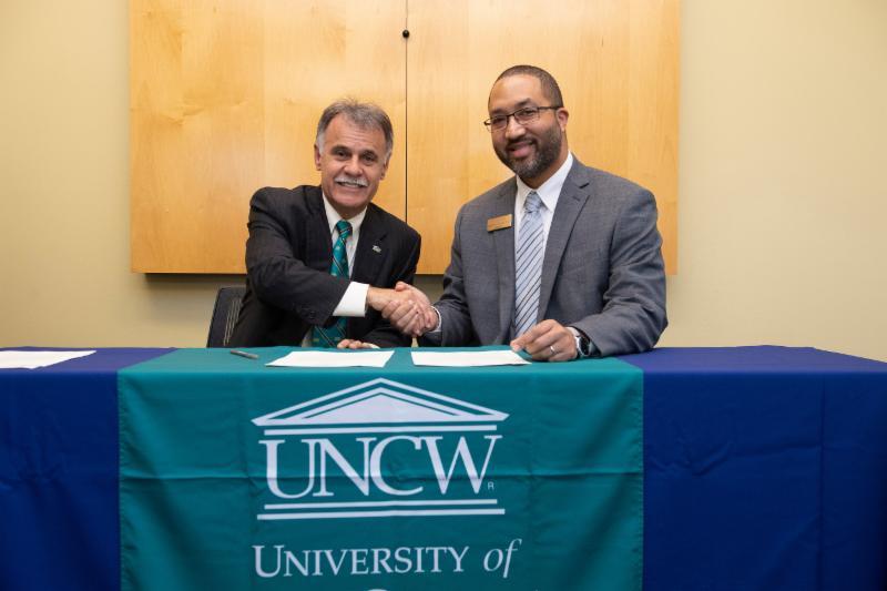 Dr. Jose Sartarelli and Dr. Greg McLeod