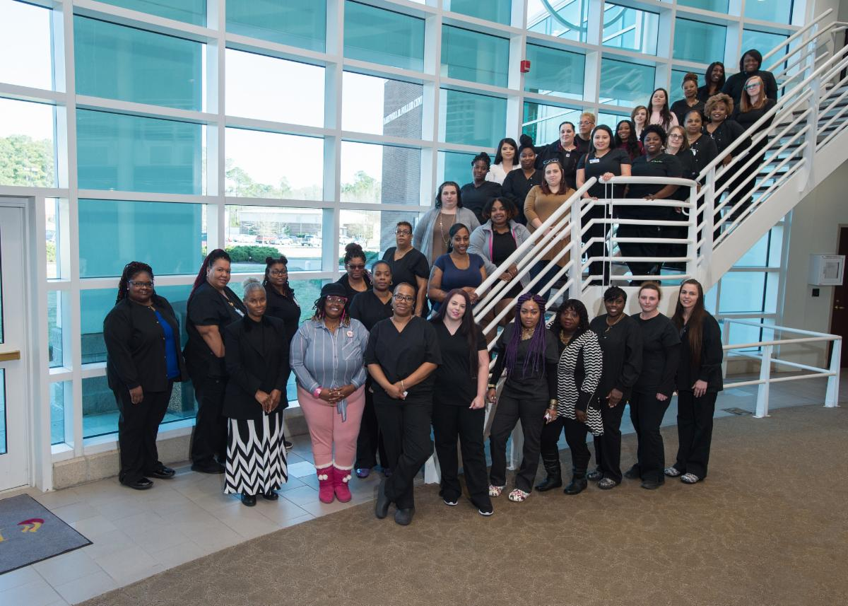 Health Occupations Grads