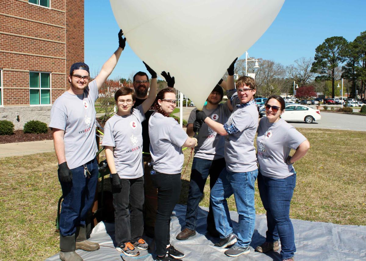 ECC High Altitude Balloon Team