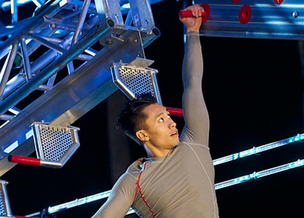 American Ninja Warrior City Finalist Hoan Do