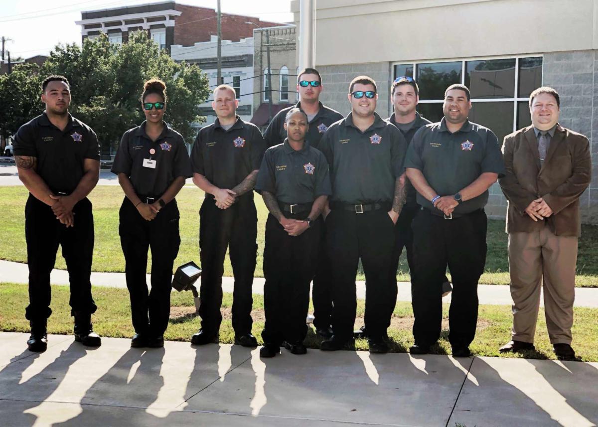 ECC Paramedic Grads