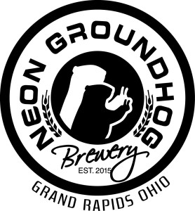 neon groundhog brewery