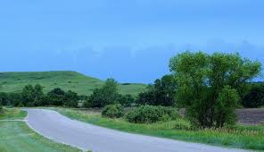 Photo of a scenic byway