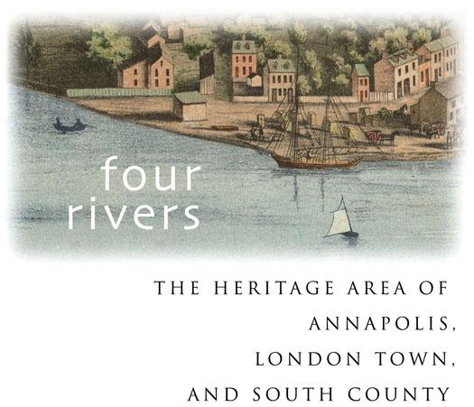 Four Rivers Heritage Area Logo