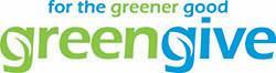 Green Give logo