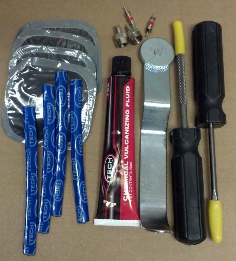 Univ Tire Repair Kit
