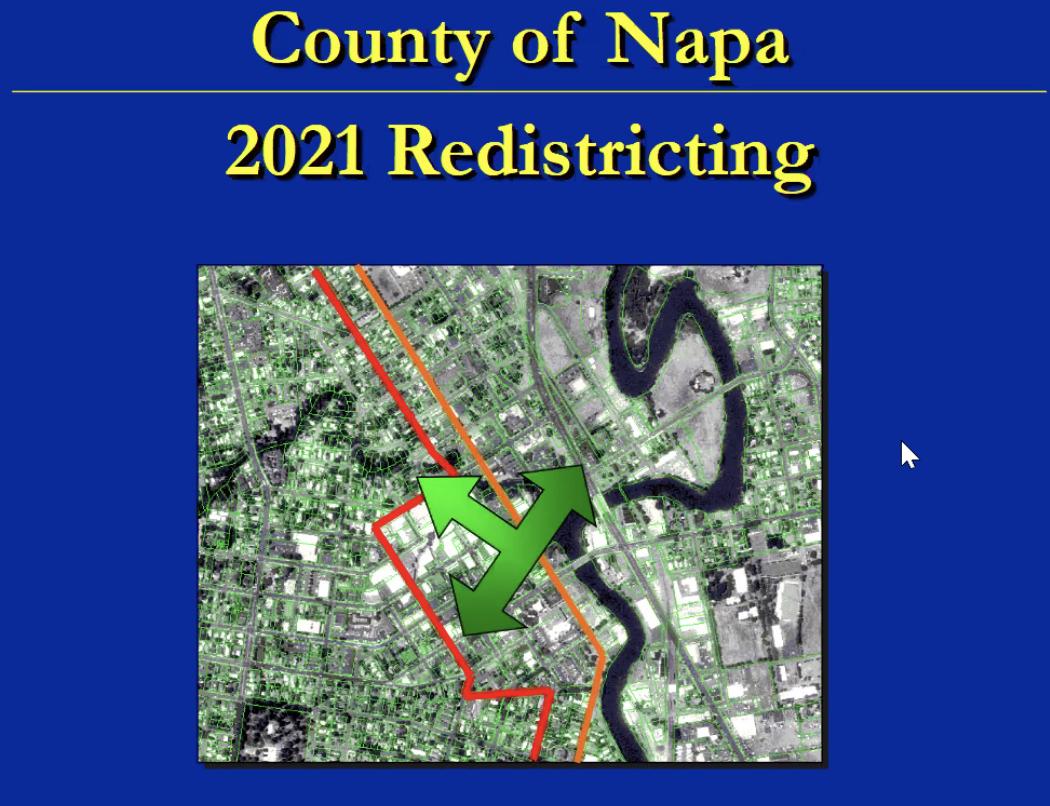 County of Napa Redistricting