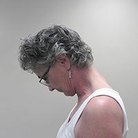 flat neck