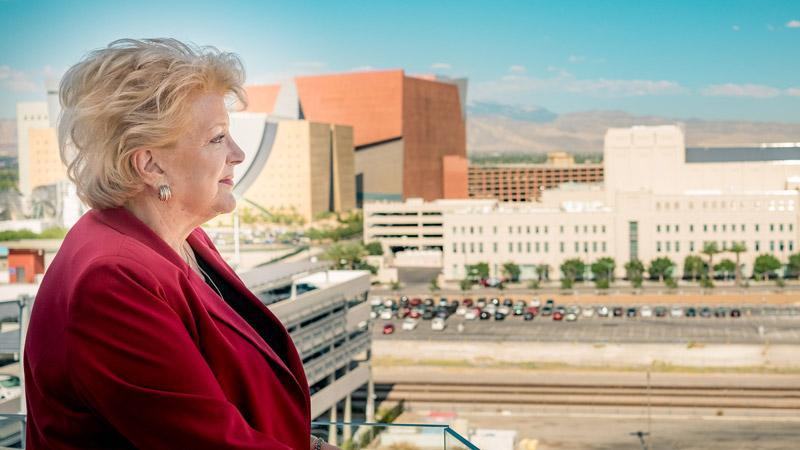 Las Vegas Mayor Goodman