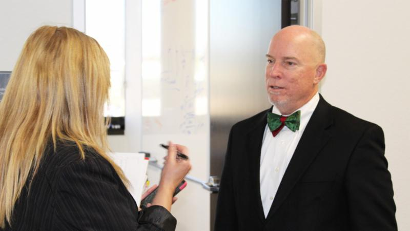UNLV Medicine President, CEO, Vice Dean of Clinical Affairs