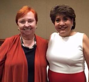 Barbara and Janet Murguia 10th Leadership Conference