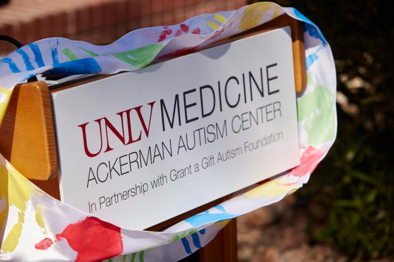 Ackerman Center Grand Opening Oct. 13