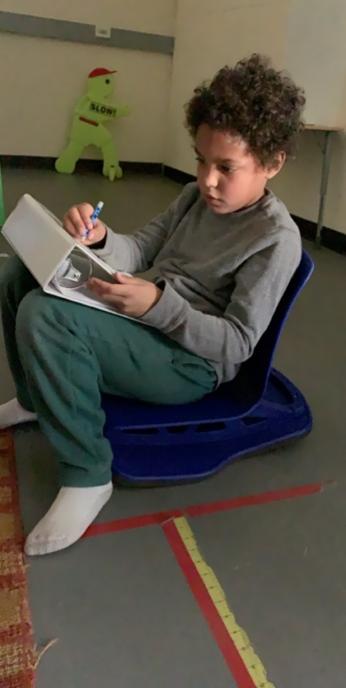 Fidget Chair