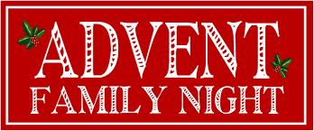 advent family night