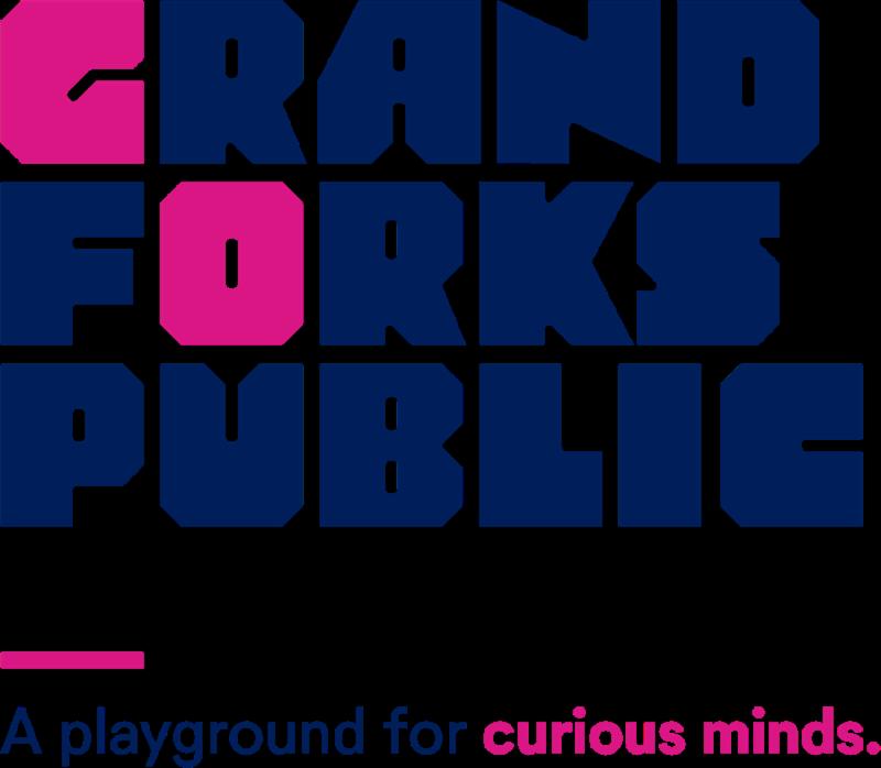 Grand Forks Public Logo